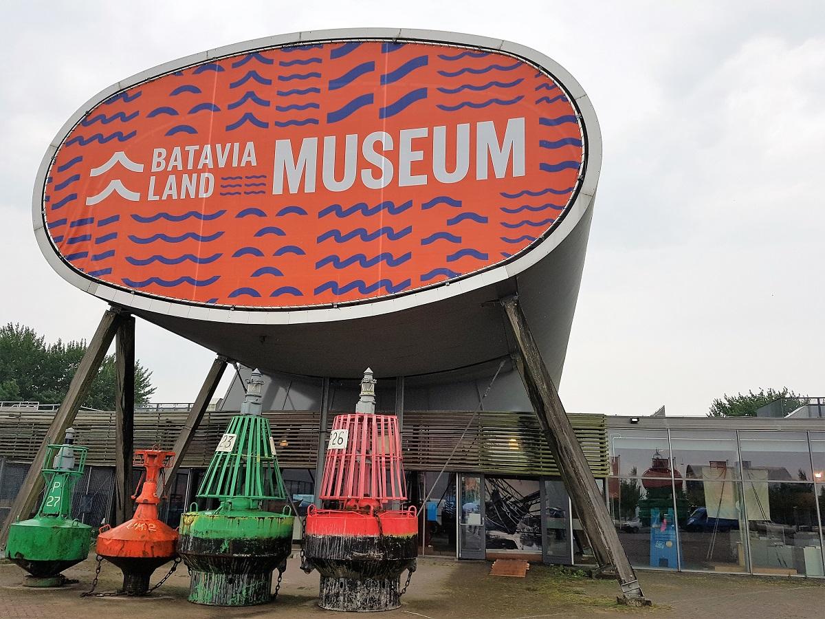 Batavialand Museum in Flevoland