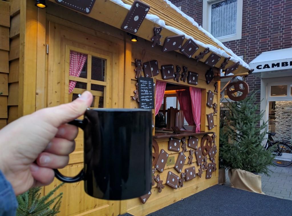 Duitse kerstmarkten dicht bij Nederland