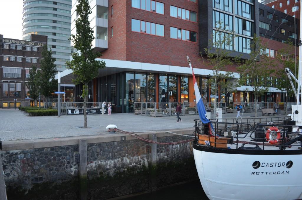 Ketelblinkie Rotterdam