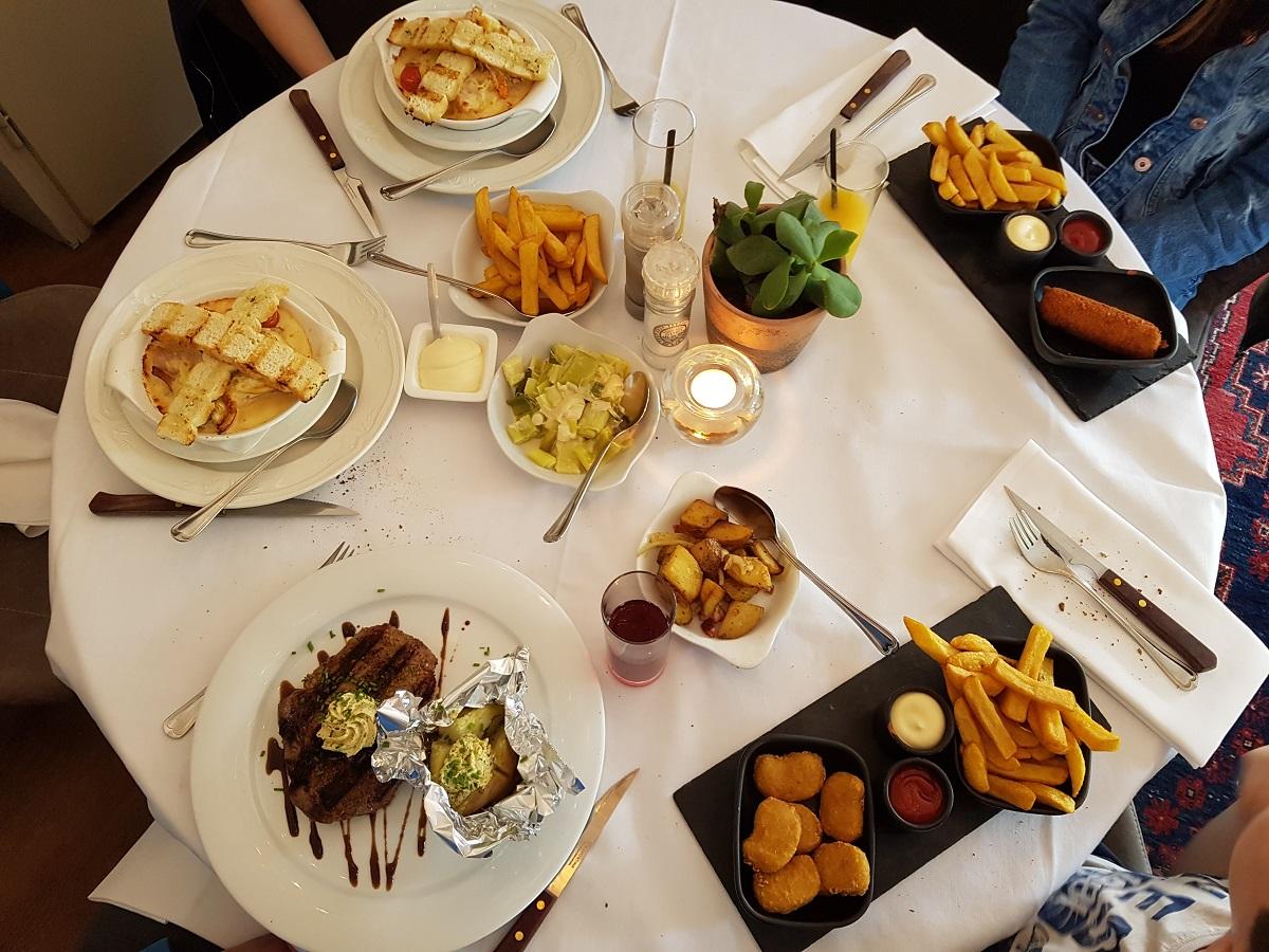 Eten bij La Vie in Groesbeek