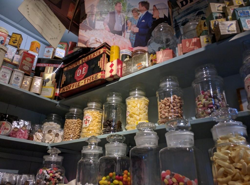 Snoepwinkeltje in Graft