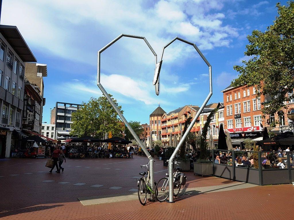 Lantarenpaal in Eindhoven