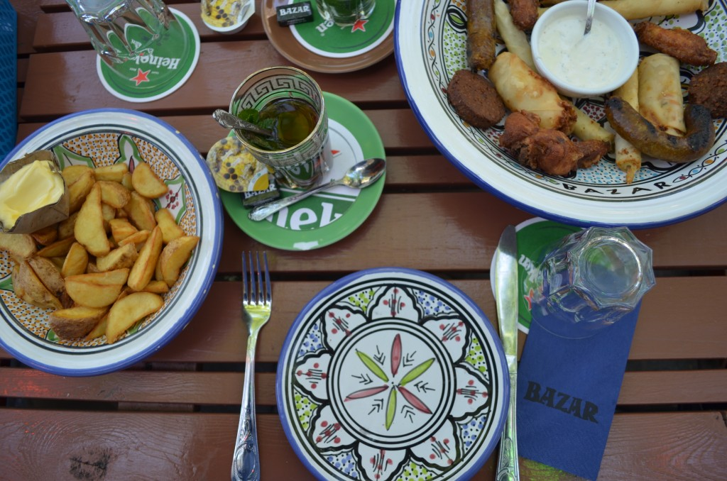 Lunch Nahar Hotel Bazar Rotterdam