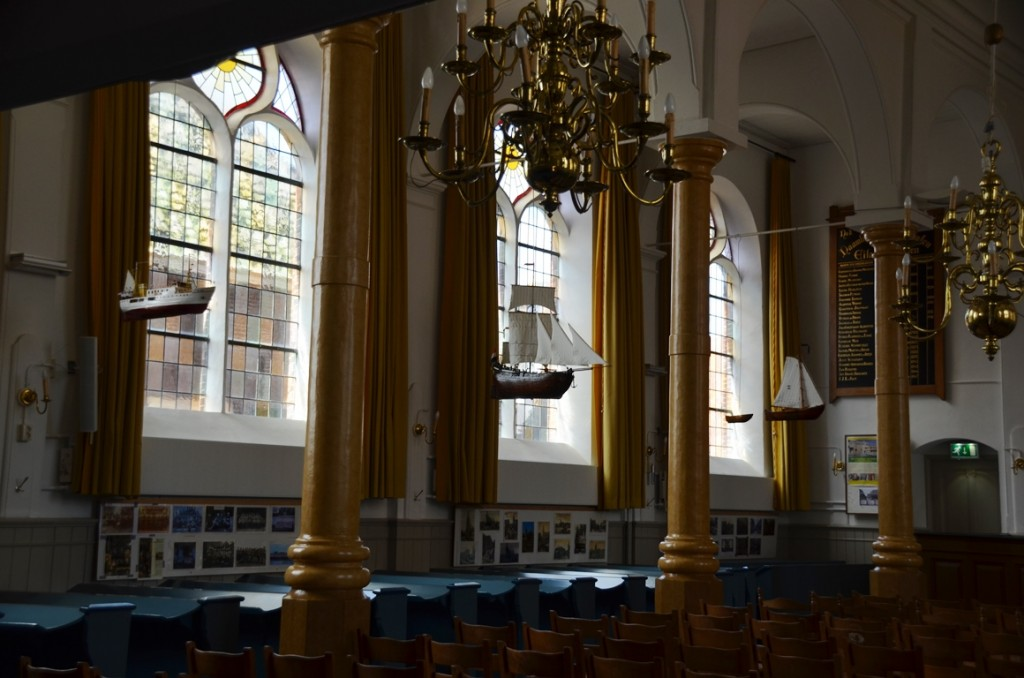 Kerk in Marken