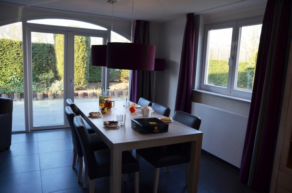 Vlaai eten op Resort Arcen in Noord Limburg