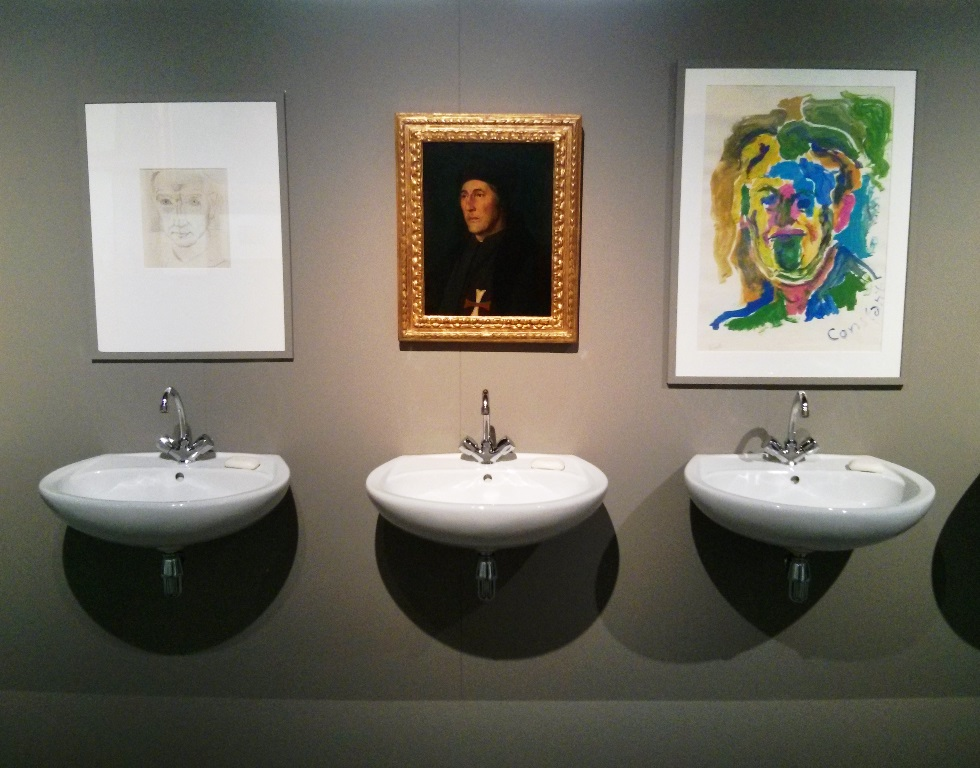 Rijksmuseum Twenthe Paden naar het Paradijs