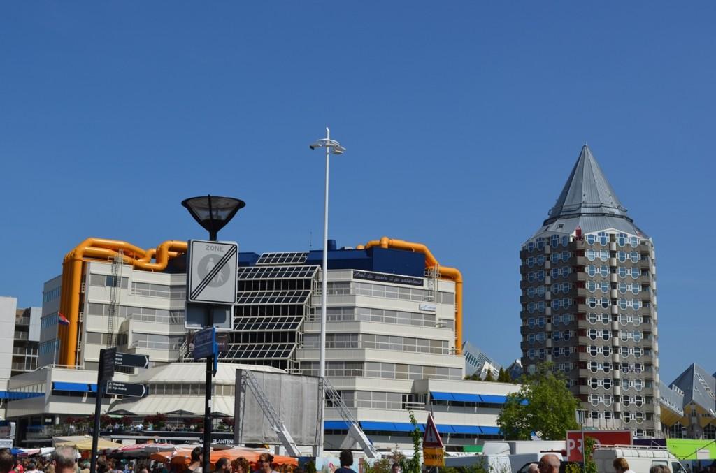 Rotterdam Bibliotheek Potlood