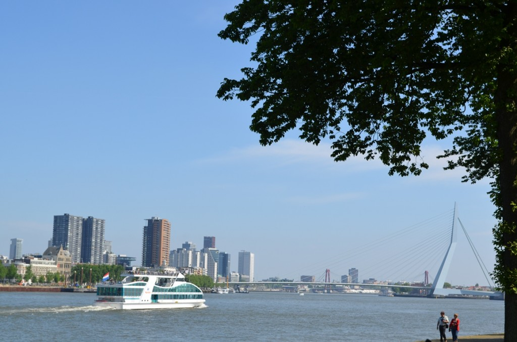 Spido in Rotterdam