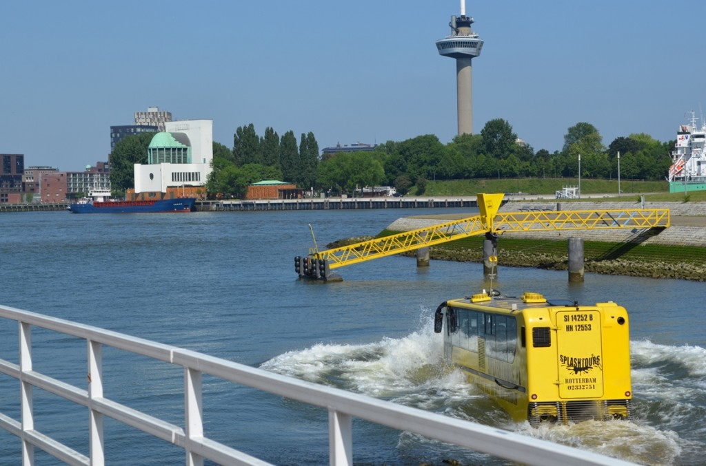 Splash Tours in Rotterdam