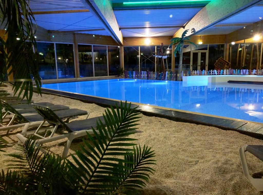 Zwembad op het Stoetenslagh