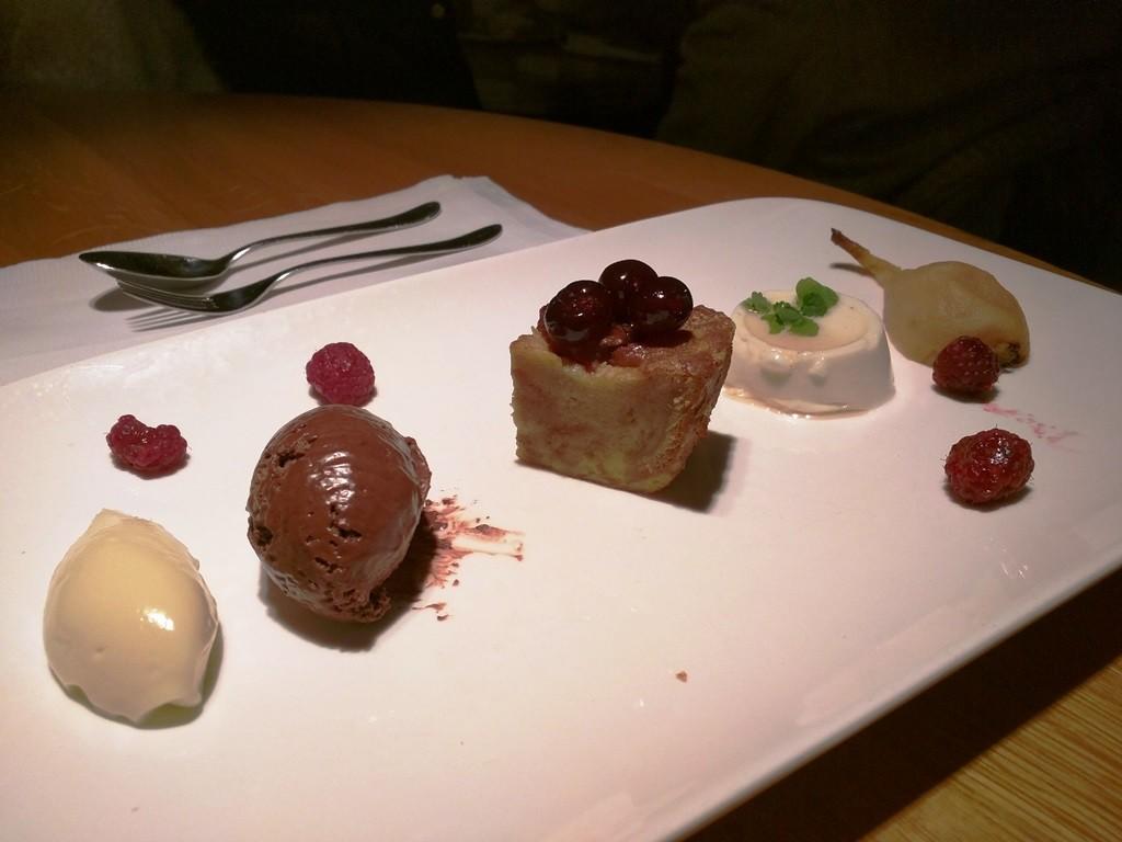 Grand dessert in Vlaams Arsenaal Nijmegen