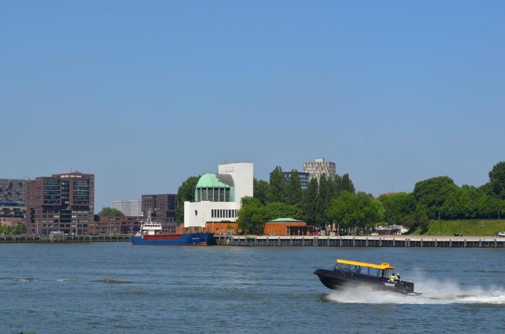 Watertaxi in Rotterdam