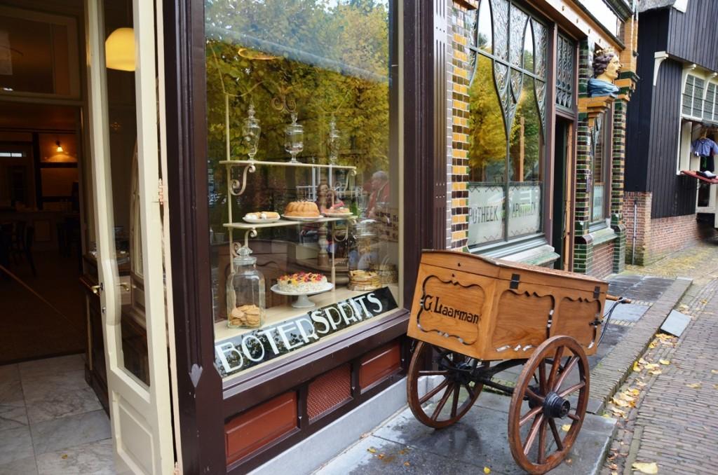 Apotheek en bakker in het Zuiderzeemuseum Enkhuizen