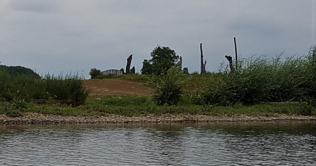 Kanovaren op de Maas