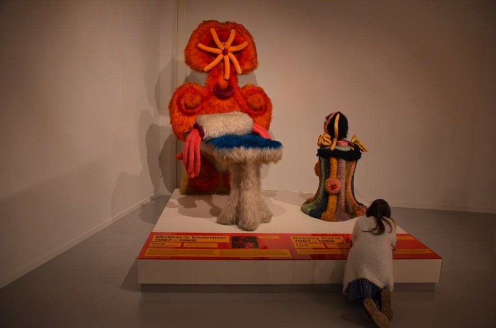 Pop art in Museum Het Valkhof