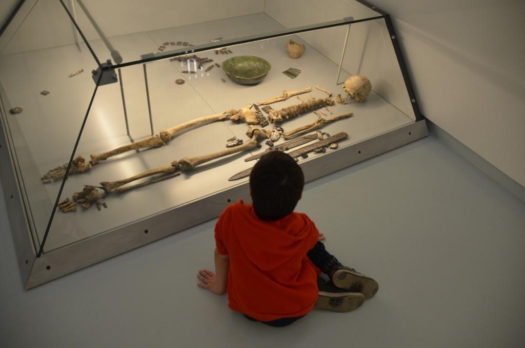 Archeologie in Museum Het Valkhof