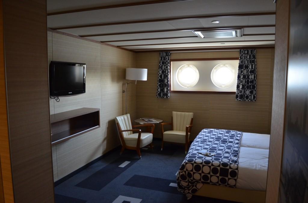 ss Rotterdam Superior Room