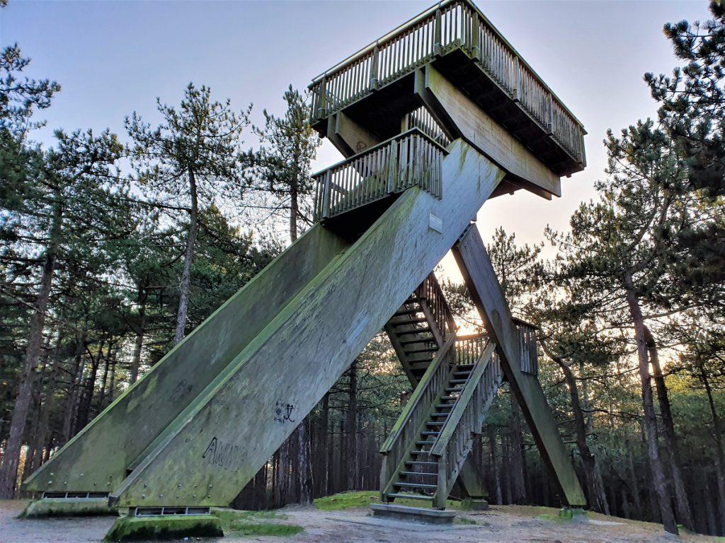 uitkijktoren fonteinsnol texel